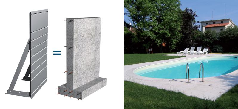 Piscine Solaris, tecnica costruttiva piscine da esterni Progress ...